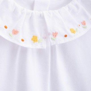 Baby blouse organic cotton Tamara 5609232422397