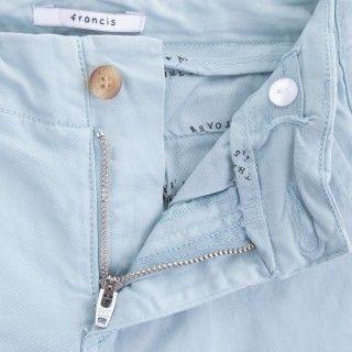 Shorts boy twill Francis 5609232409015