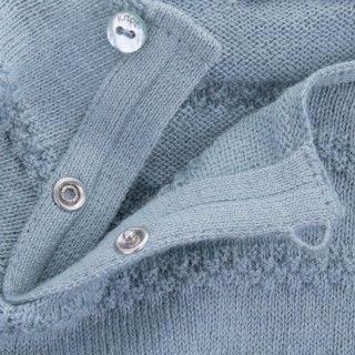 Camisola recém-nascido tricot Ali 5609232451106