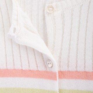Casaco bebé tricot Love Stripes 5609232450390