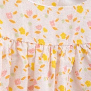 Fofo bebé algodão orgânico Flower Power 5609232423219