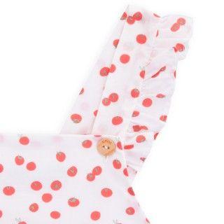 Fofo bebé algodão Cherry Tomato 5609232452837