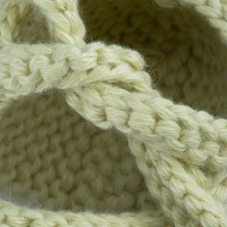 Newborn tricot shoes Bonnie 5609232451588