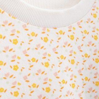 Sweatshirt menina algodão orgânico Cathy 5609232412879