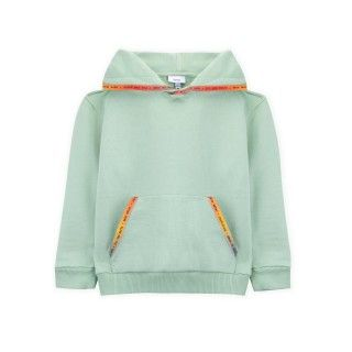 Boy sweatshirt organic cotton Read my rainbown 5609232413081