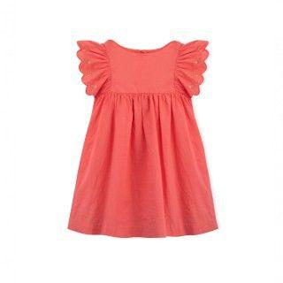 Dress algodão Strawberries 5609232423998