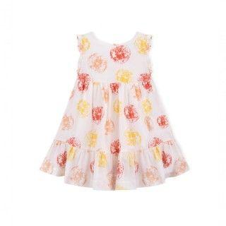 Dress cotton Oranges 5609232415733