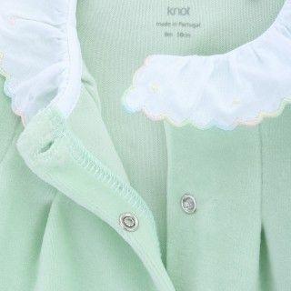 Babygrow newborn velvet Nature 5609232449066