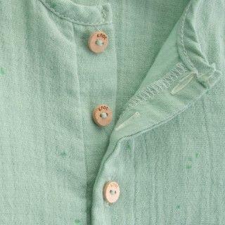 Jumpsuit newborn organic cotton Kiwi 5609232420799