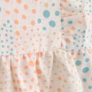 Fofo bebé algodão Dots 5609232415436