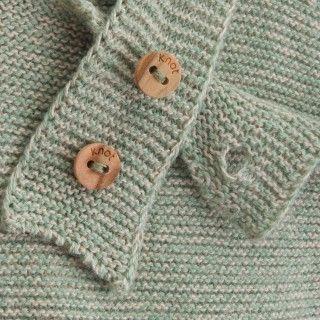 Macacão recém-nascido tricot Basil 5609232451632