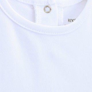 Body manga curta algodão Intemporal 5609232453292