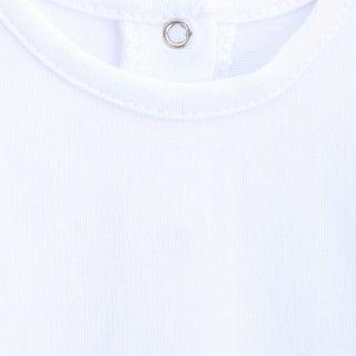 Body manga comprida algodão Intemporal 5609232453247