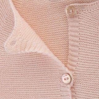 Casaco recém-nascido tricot Lane 5609232437117