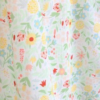 Vestido algodão Forest Flowers 5609232454947