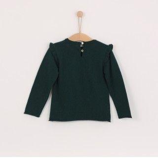 Camisola menina tricot Frill 5609232572399