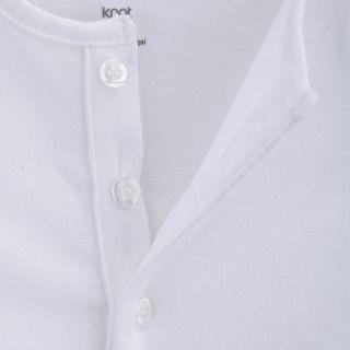 Body manga curta algodão Intemporal 5609232452042