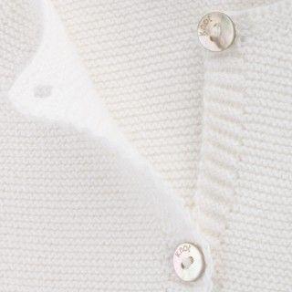 Casaco recém-nascido tricot Lane 5609232416808
