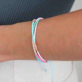 Colorful beads bracelet 5609232519530