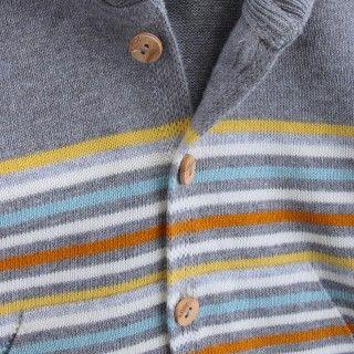Casaco bebé tricot Sunrise 5609232450192