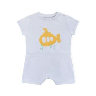 Barboteuse bebé algodão Forest 5609232454145
