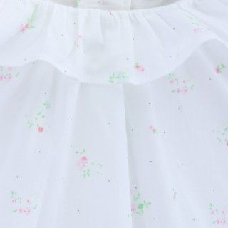 Blouse baby cotton Ditsy Flowers 5609232551783