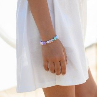 My Little Garden seed beads bracelet 5609232567982
