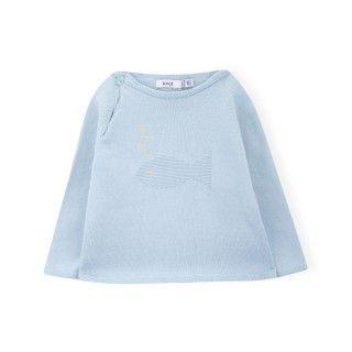 Camisola bebé tricot Little Fish 5609232572474