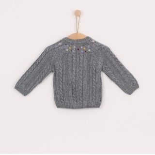 Sweater girl wool Flores 5609232572283