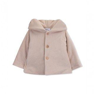 Newborn coat velvet Tender 5609232511145