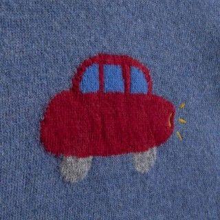 Sweater baby Car 5609232487051