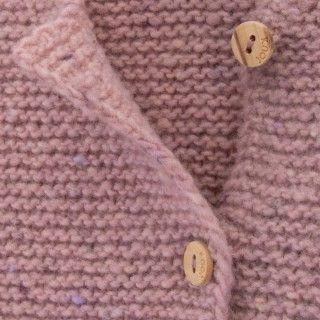 Casaco bebé tricot Lively 5609232492468