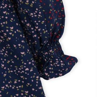 Vestido algodão Night Flowers 5609232484913