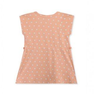 Vestido algodão orgânico Summer Dots 5609232457986