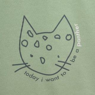 Sweatshirt baby terry Panther 5609232576823