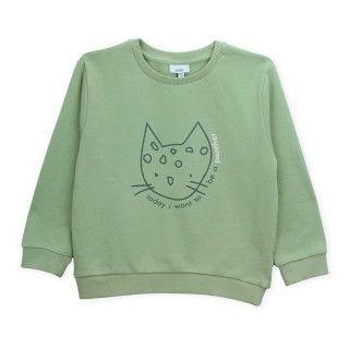 Sweatshirt terry Panther 5609232576779