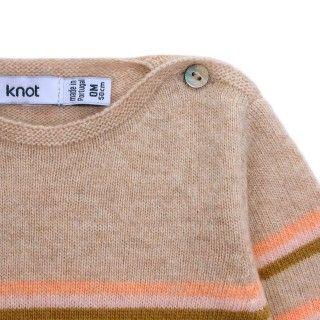 Newborn knitted jumpsuit Jaden 5609232489260