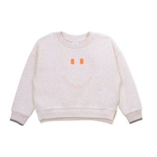 Sweatshirt menina felpa Happy 5609232488850
