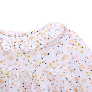 Romper newborn corduroy Iva 5609232523360