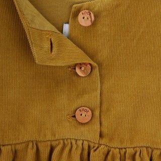 Pinafore dress corduroy Lilia 5609232523506