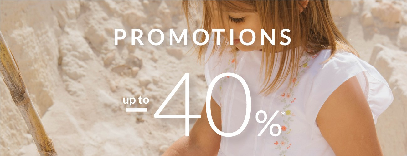 spring sales up to -40%