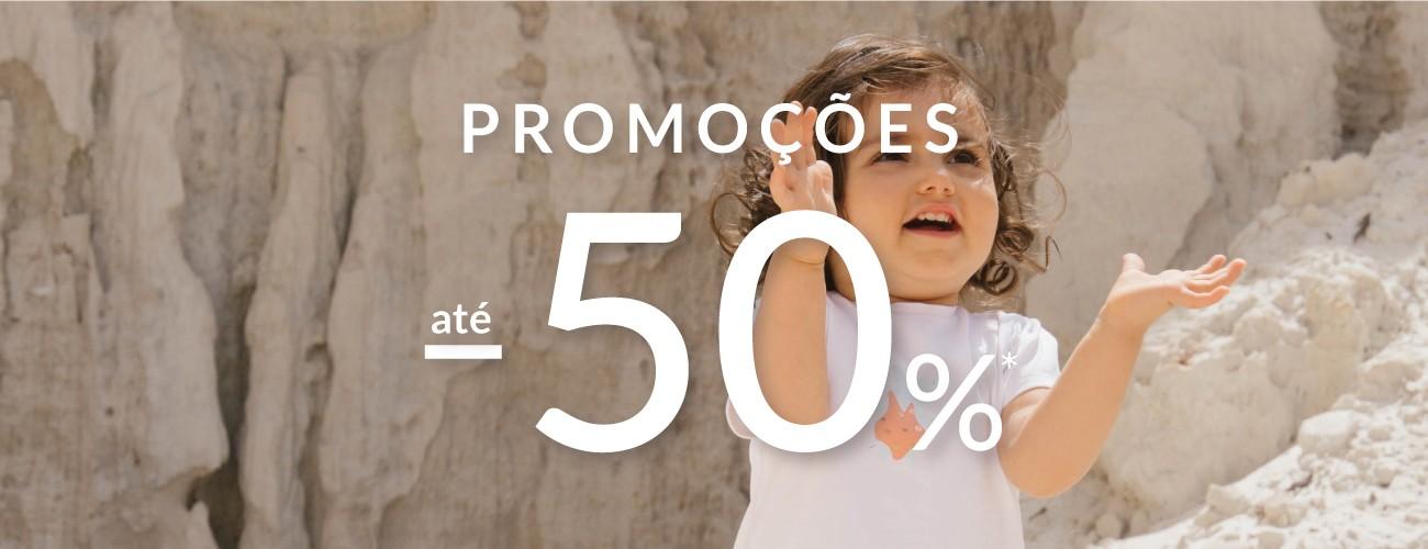 promoções de verão até -50%