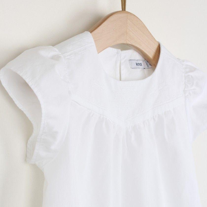Blusa bordado