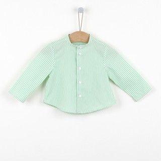 Camisa baby mini stripes