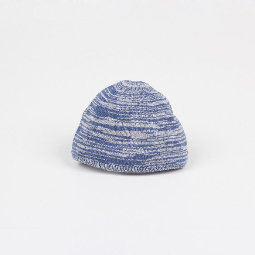 ocean breeze knitted beanie