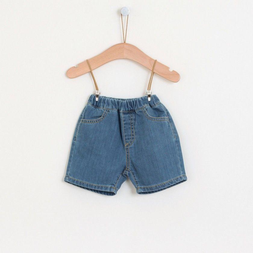 Jason denim shorts