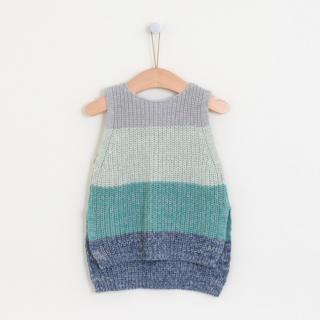 Poncho tricot