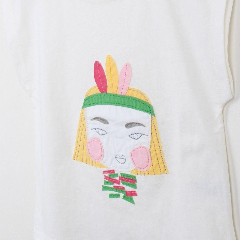 T-shirt navajo baby