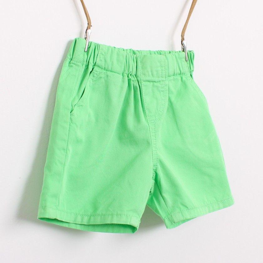 Shorts twill chinos