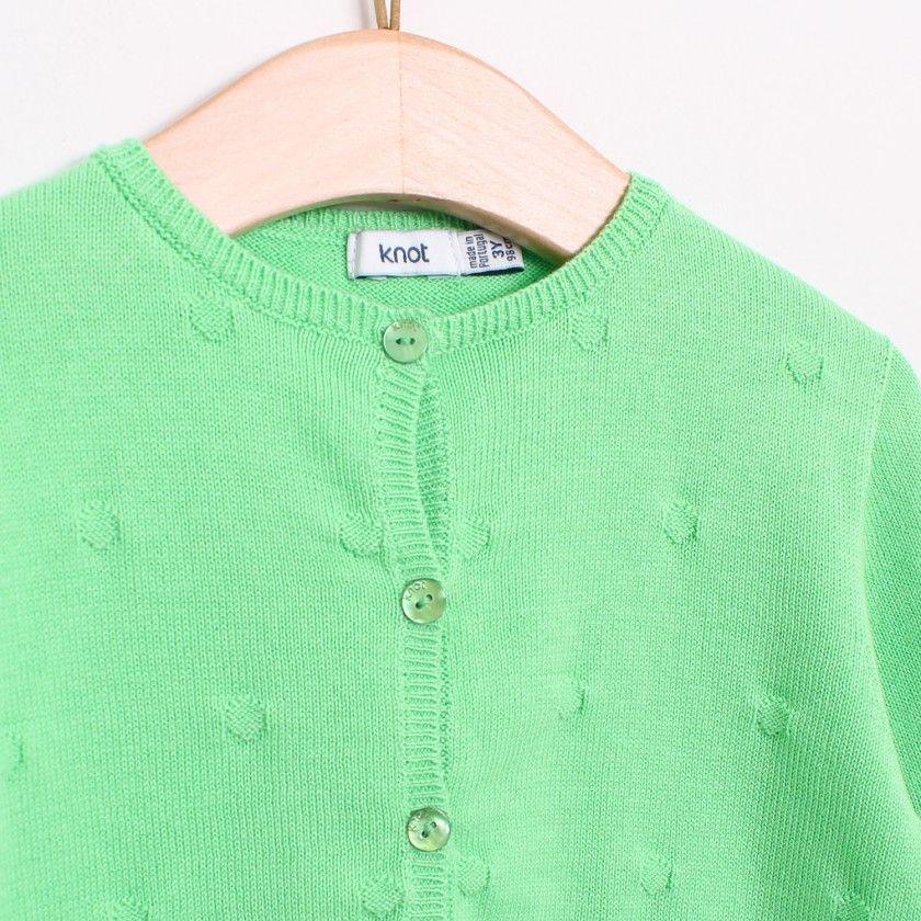 Casaco tricot Amelia